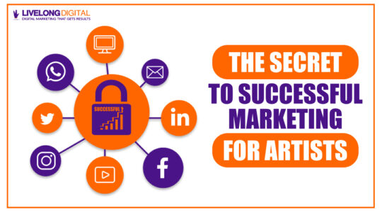 The Secret to Successful Marketing for Artists | Digital Marketing for Artists
